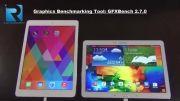 Benchamark برترین تبلت های بازار iPad air و Galaxy Note 10.1