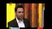 حضور مهران مدیری در شبکه سه سیما بعد از شش سال