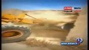 تخریب مقام حضرت ابراهیم(ع)در سوریه توسط وهابیون سلفی