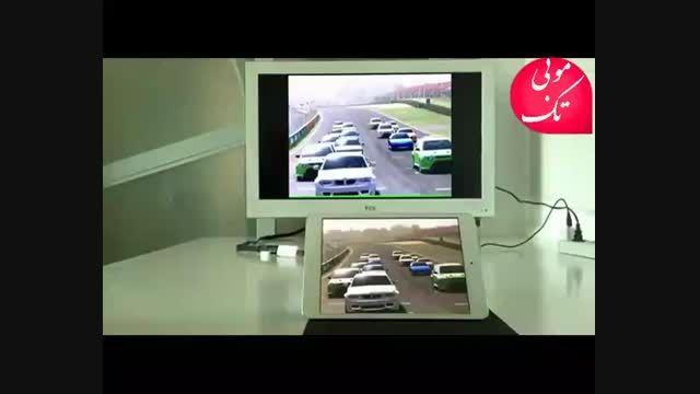 اجرای بازی ها و برنامه های آیفون در تلوزیون و کامپیوتر