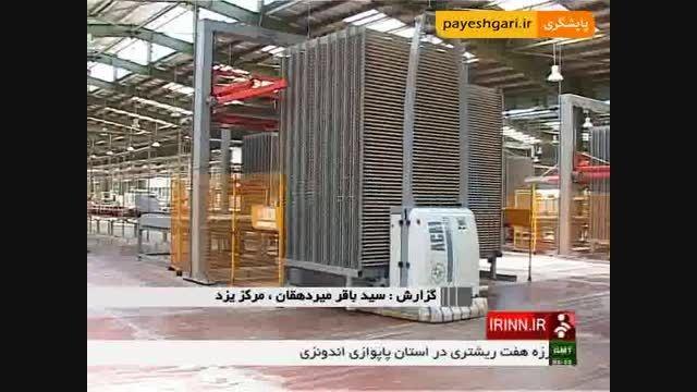 یزد جزو 10 استان برتر کشور در بخش صادرات
