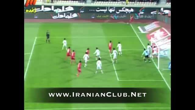 پرسپولیس 3-1 فولاد خوزستان
