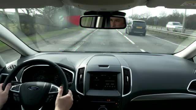 خودروی جدید فورد و اجبار به تبعیت از سرعت مجاز