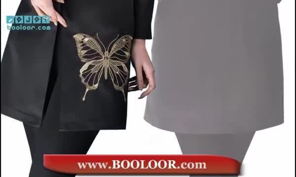 مدل های جدید مانتو ایرانی