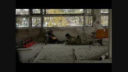 همراه نیرو های مسلح اوکراین