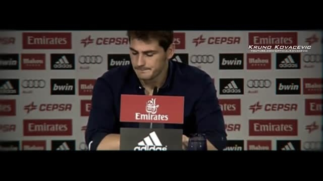 ایکر کاسیاس ► لحظات دراماتیک سن ایکر در مادرید | HD