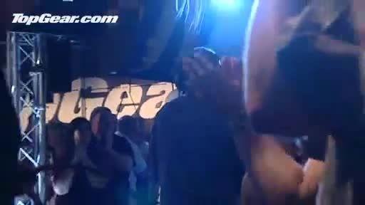 لاجکس فان - چهره واقعی STIG را ببینید.
