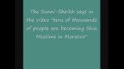 دهها هزار نفر در مراکش شیعه شدهاند