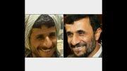 شباهت بسیار عجیب یک مرد پاکستانی به محمود احمدی نژاد