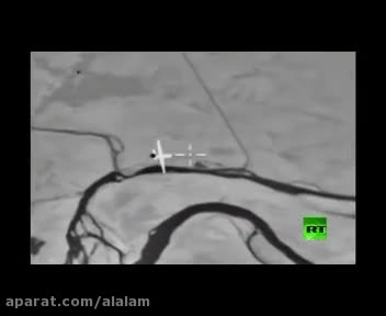 پهپادهای آمریکا بر فراز مناطق قاچاق نفت داعش