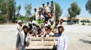 کلیپ عکس های اعضای گروه جهادی محمد رسول الله (ص)