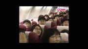 یونگ سنگ مهماندار هواپیما میشود
