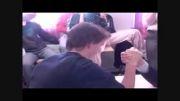 مچ اندازی دختر و پسر همکلاسی $محمود تبار