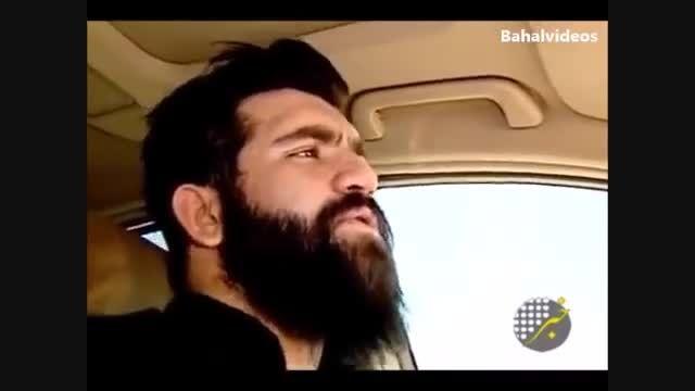 صاحبه جالب با دو جوان پولدار ایرانی  با ماشین لوکسشان..