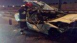 نجات توسط آتش نشانان