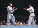 مبارزه کامل فیلهو  و اندی (مسابقات کیوکوشین )
