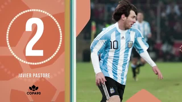 10 بازیکن برتری که در کوپا آمریکا میبینید