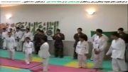 حرکات رزمی اعضای باشگاه سادات اخوی در باشگاه اخوان-1385