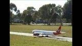 هواپیمای مسافربری مدل