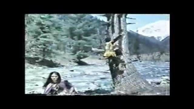 یک فیلم هندی قدیمی با آهنگی زیبا
