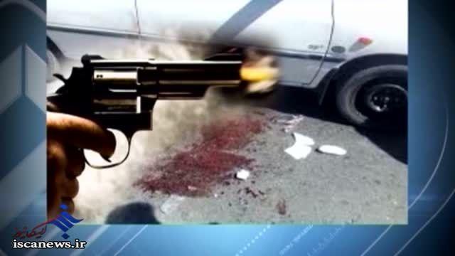جزییات تیراندازی در سه راه افسریه تهران