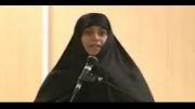 صحبت های الهام چرخنده درباره حجاب و اسید پاشی
