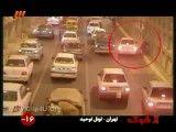 تصادفات مرگ آور در تهران
