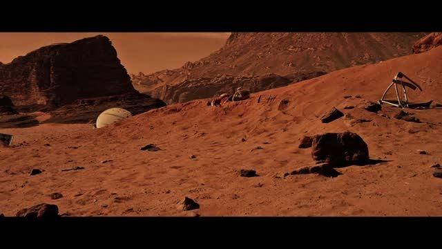 """ناسا،  تکنولوژی نهفته در فیلم """"The Martian"""" واقعیت دارد"""
