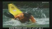 آموزش کایاک سواری - قایق رانی 2