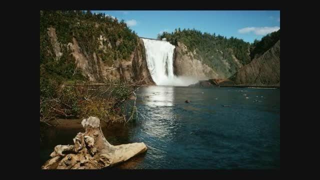 آبشار های زیبای دنیا