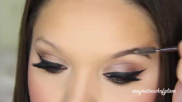 آموزش کامل آرایش ابرو