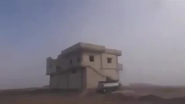 حسکه - هلاکت 2 داعشی توسط تک تیرانداز کرد