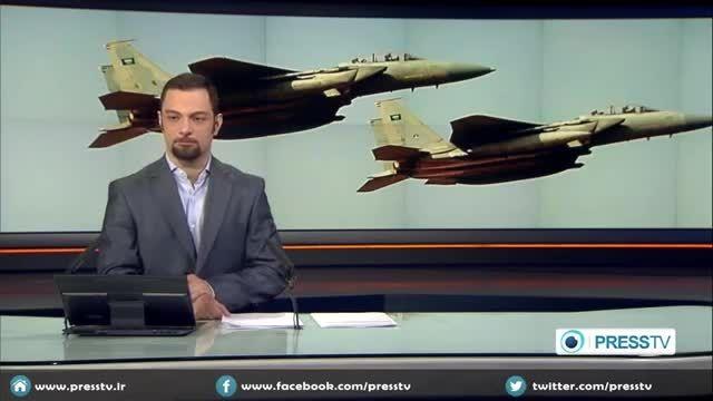 ویدیوی تهدید هواپیما ایران از سوی جت های سعودی