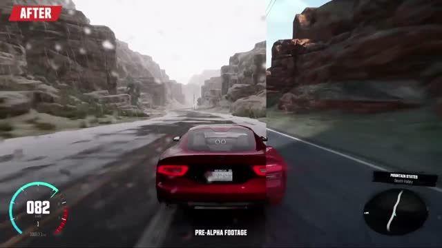 ویدیوی گیمزکام ۲۰۱۵ بسته توسعه The Crew: Wild Run-زومجی