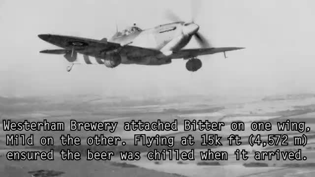تصاویر عجیب در جنگ جهانی دوم