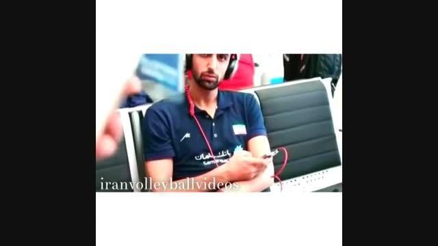 والیبال/سید محمد موسوی
