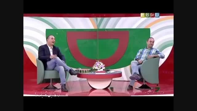 جناب خان و حمید فرخ نژاد - خندوانه