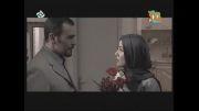 عرب نیا و پانتهآ بهرام در سریال وکیل1