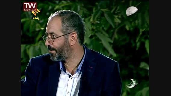 رئیس حوزه هنری سازمان تبلیغات از رستاخیز می گوید