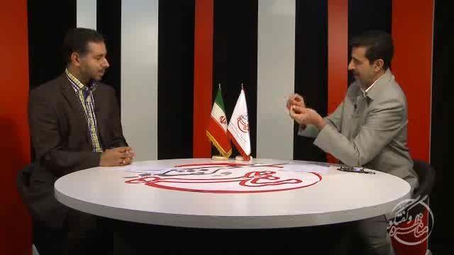 مصاحبه دکتر ضرابی در مورد سونامی سرطان در ایران 3