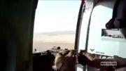 حملات هوایی و زمینی گسترده به فلوجه برای نابودی داعش