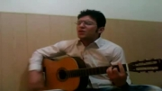 کلیپ بسیار زیبای گیتار- آهنگ گل سرخ