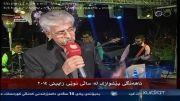 تبریک ناصر رزازی به مناسبت سال نو میلادی