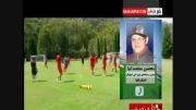 آخرین وضعیت تیم ملی فوتبال در استرالیا
