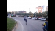 تک چرخ 700 متری توسط محمد 16 ساله