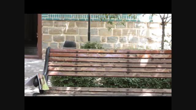 رضا نظریانی-مسابقه سخنرانی تریبون- مدرسه