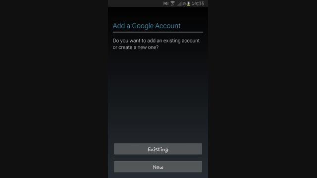 ساخت حساب #جیمیل#gmail در گوشی اندرویدی