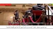 کلیپ جالب دعوت دادن ملکه هلند توسط جوانی مسلمان