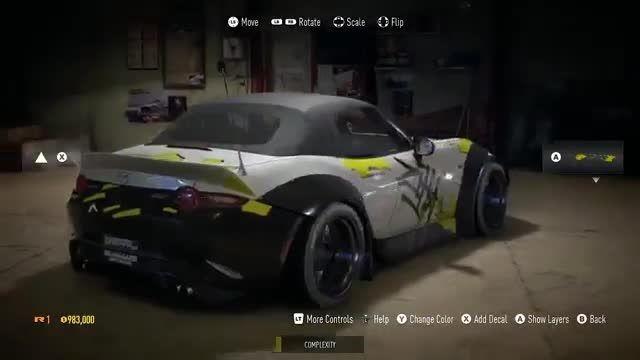 ویدیوی جدیدneed for speed.با ویژگی این بازی اشنا شوید