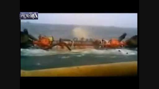 سرنوشت دکل نفتی80میلیون دلاری ایران!!!